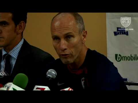 MNT vs. Trinidad & Tobago: Post-game Press Conference - September 9, 2009