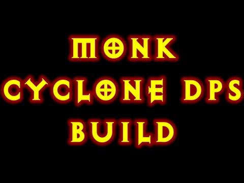 Diablo 3 Monk Sweeping Wind Cyclone Insane Dps Build 1.0.7