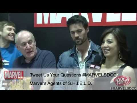 Get More Details About the Marvel's Agents of S.H.I.E.L.D. Announcements from Comic-Con 2014