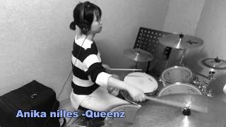 [드럼 공방]Anika nilles -Queenz/드럼커버/도저언~~!!