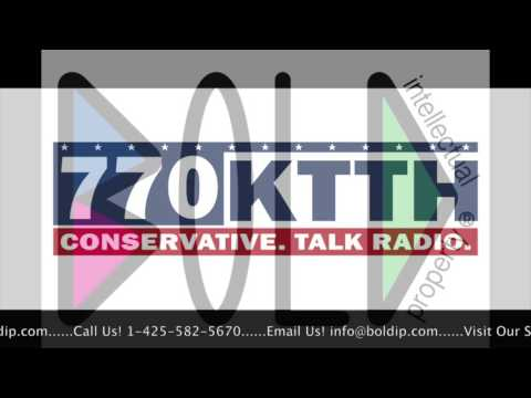 Bold IP as Featured on 770 KTTH Radio