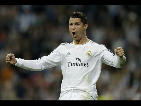 Cristiano Ronaldo All 17 Record Goals in Champions League 2013 2014