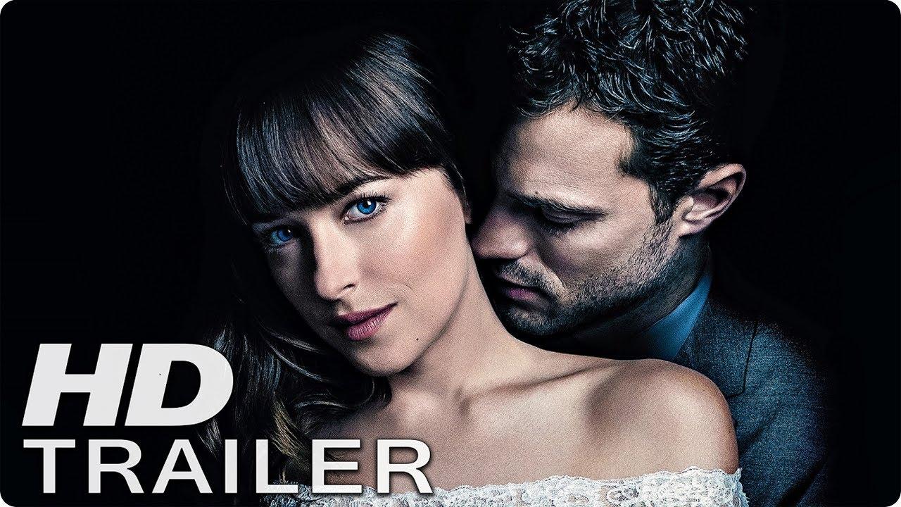 FIFTY SHADES OF GREY 3 – BEFREITE LUST Trailer German Deutsch ...