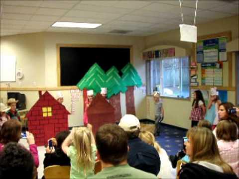 Three Piggy Opera - Lakemont Academy - 04/22/2011