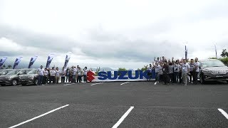 Auto Focus | Industry News: Suzuki Philippines Holds Ertiga Media Test Drive in Tagaytay