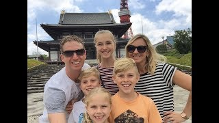 6 Must Do's in Tokyo with Kids