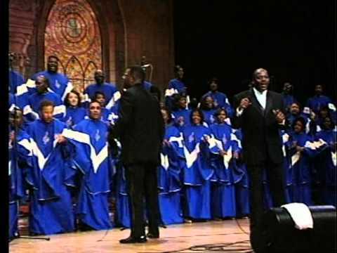 He Steps In - Georgia Mass Choir