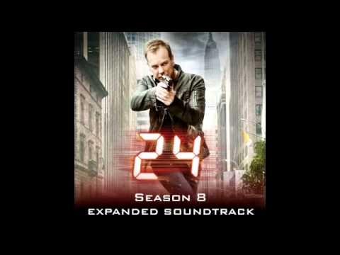 24 Extended Soundtrack - Day 8 - CTU New York