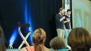 VanCon 2011 -  Matt Cohen & Richard Speight Jr panel [complete]