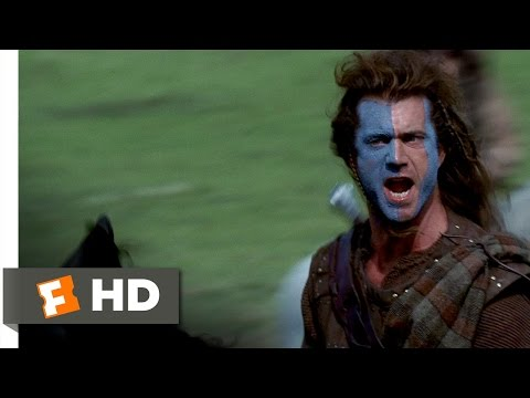 They Will Never Take Our Freedom - Braveheart (3/9) Movie CLIP (1995) HD