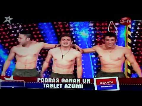 Talento Chileno- Street Workout