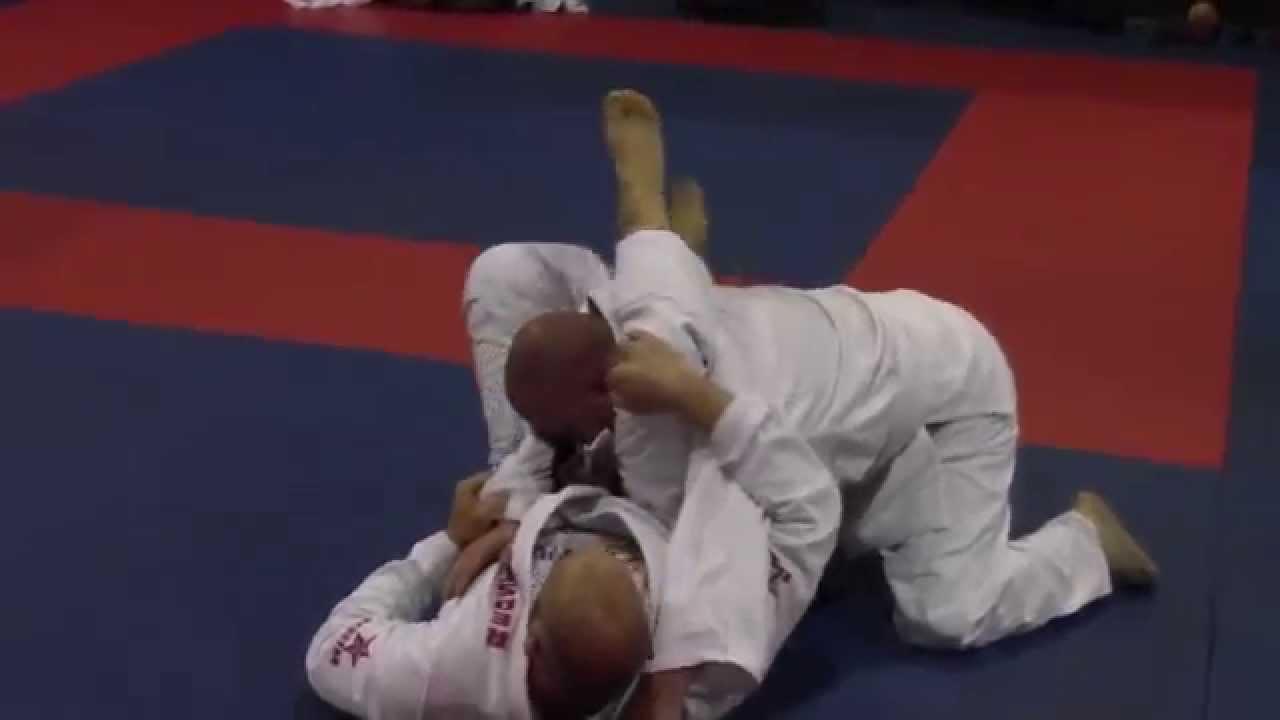 Gracie Triangle Choke Bjj Kimura to Triangle Choke