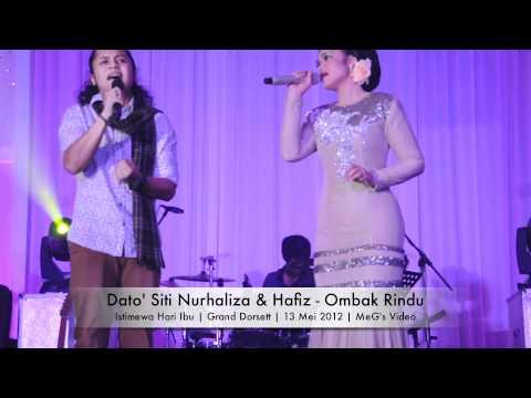 Siti Nurhaliza & Hafiz - Ombak Rindu