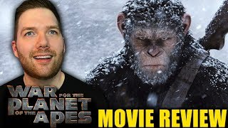 War for the Planet of the Apes - Movie Review