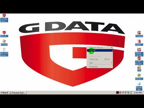 GData Internet Security 2012 BETA prevention test