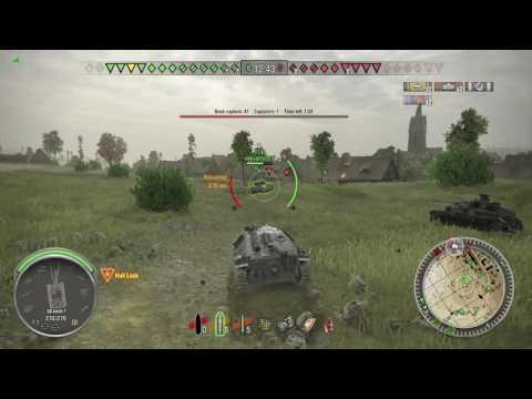 World of Tanks Xbox one Hetzer