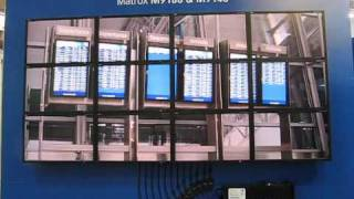 Matrox M9188 & M9148 @ CeBIT 2010