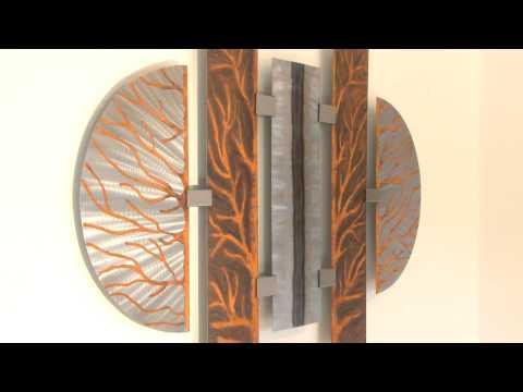 De abstrakte kunst - Abstrakte wandbilder ...