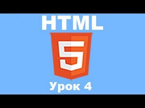 Основы HTML5. Урок 4. Списки.