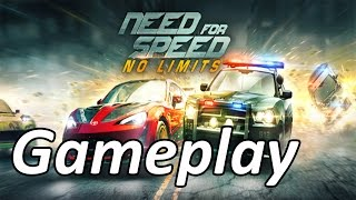 Need For Speed No Limits | iOS Gameplay Video