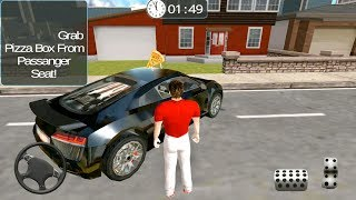Pizza Delivery in Car | Driving Sim - Android Gameplay FHD