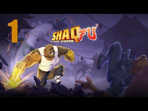 Back in the Game Shaq Fu: A Legend Reborn (Part 1)