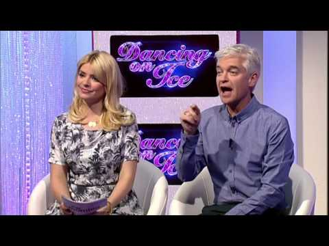Holly And Phillip Chat To Ray Quinn And Maria Filippov, Dancing On Ice Champions | This Morning
