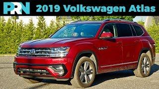 The Fontana Red Behemoth | 2019 Volkswagen Atlas Execline V6 R-Line