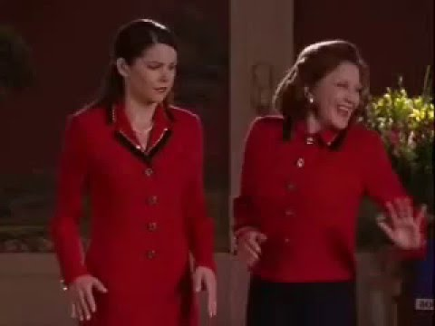 Gilmore Girls Fashion Show Gilmore Girls Scene quot The