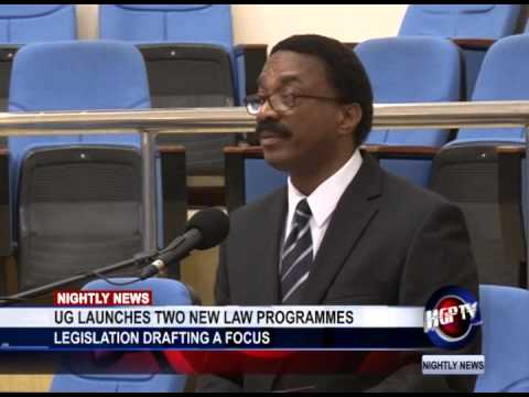 UG LAUNCHES TWO NEW LAW PROGRAMMES