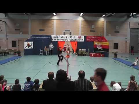 Luca Knies & Christian Langer - Landesmeisterschaft Rheinland- Pfalz 2012