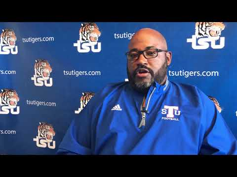 TSU Tiger Camp 2017 - Head Coach Rod Reed Previews the Defense