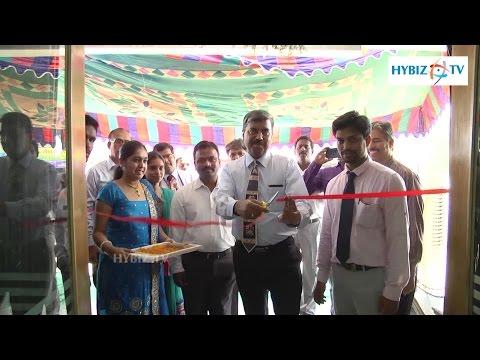 Bank Of India Inaugurates Its Branch In Armoor Nizamabad - Hybiz.tv