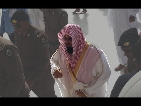 HD | [Emotional] Makkah Khutbah 14th June 2013 Sheikh Shuraim