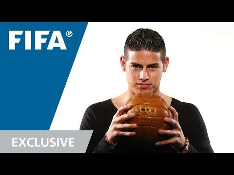 James Rodríguez revela qué le dijo David Luiz en el Mundial