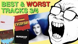 Weekly Track Roundup: 3/4 (Logic, Future, Diplo, Jack White, Lorde, DJ Khaled)