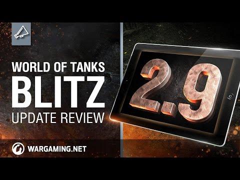 World of Tanks Blitz - Update Review 2.9