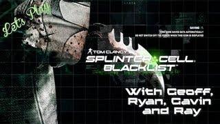 Let's Play – Splinter Cell: Blacklist – Spies VS Mercs