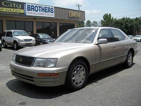 1995 lexus ls400 start up engine and in depth tour youtube. Black Bedroom Furniture Sets. Home Design Ideas