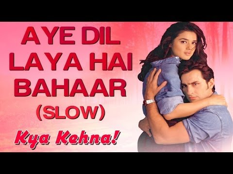 Kya Kehna - Emotional Song video