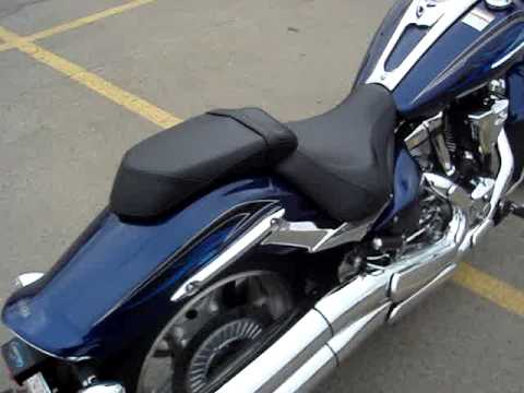 2010 Yamaha Raider S.MPG Video