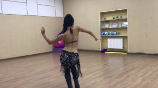 akcent, lidia buble - kamelia. improvisation. belly dance fusion