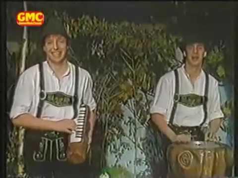 Dziwna Niemiecka Piosenka