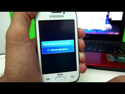 ROOT Galaxy Y TV S6313t / S6312 / S6310    FramaROOT 1.6    Rápido e Fácil! G-Tech