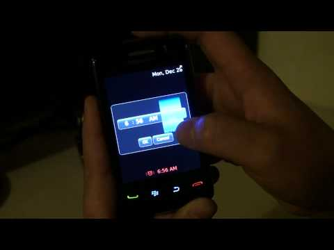 Video: Hands on BlackBerry Storm2 Part 1