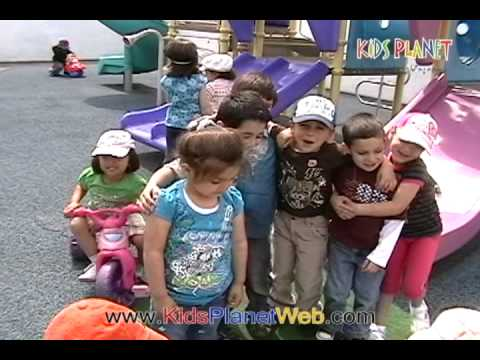 Kids Planet Preschool - Outdoor Play