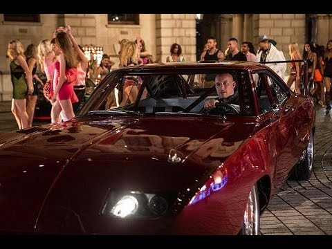 Movie Review -- Fast & Furious 6