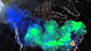عاصفة مغناطيسية تجتاح العالم ومخاوف من تأثر الاتصالات