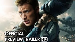Captain America: The Winter Soldier Official 4 Min Preview Trailer (2014) HD