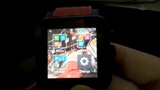 Iconbit Callisto 300r (Smartphone Watch)